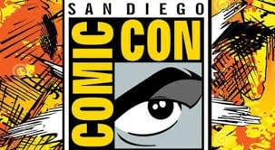San Diego Comic Con Booth #1005 @ San Diego Convention Center
