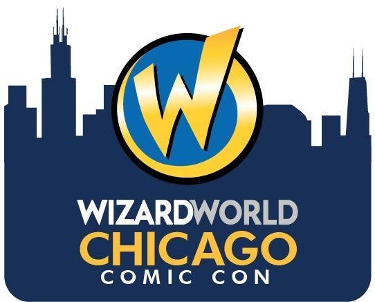 Wizard World Chicago Booth #TBD @ Donald E. Stephens Convention Center